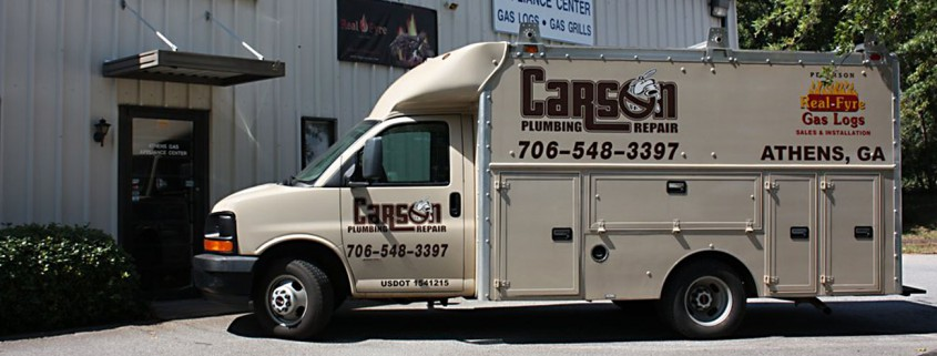 About Carson Plumbing